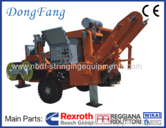 Overhead Conductor Stringing Equipment for 6 Conductors Stringing