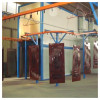 Security Door Powder Coating Line