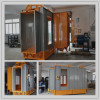 Filter cartridges spray booth