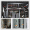 spray powder coating line for aluminum profile
