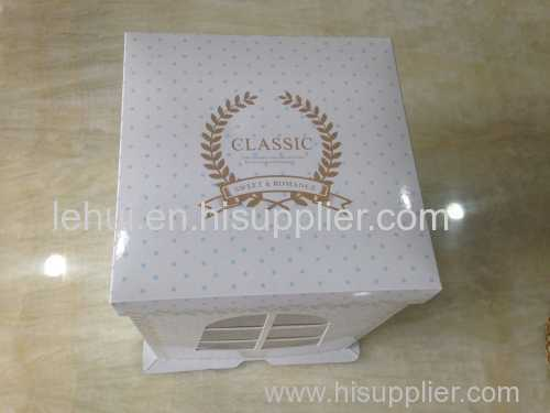 cupcake pack gift box cardboard storage boxes with lids thalia