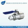 water forged ball valve