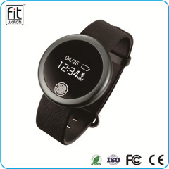 Heart Rate Soft Silicone Wearable Technology Smart Watch