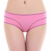 Comfortable Bamboo Fiber Cotton Women's Panty Stock Underwear
