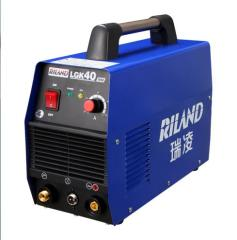 Riland Welding Machine Portable Air Plasma Cutting Machine CUT40/LGK40 Plasma Welder Metal Cutting Machine