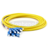 12 cores Fiber Optic Patch pigtail cable