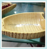 Fruit plate fruit tray fruit bowl compote bamboo fruit bowl wood fruit tray bamboo fruit tray