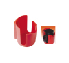 Master Magnetic Cup Caddy for Tractors/Heavy equipment/Office filing cabinets/Tool boxes and more