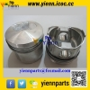 Yanmar 3TN66 Piston Assy with Ring 119270-22091 For JOHN DEERE M-Gator A1 Military 3TN66C diesel engine part