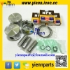 Yanmar 3TNE68 Piston 119265-22601 & Piston Ring 119265-22500 Gasket For JOHN DEERE Gator HPX 3TNE68 diesel engine parts