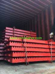 Jaw Plates of Jaw Crusher