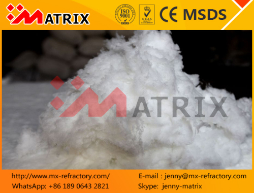 Thermal Insulation materials refractory ceramic fiber cotton
