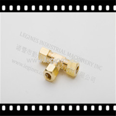 BRASS COMPRESSION FITTINGS SAE
