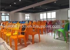 plastic PP chair mould