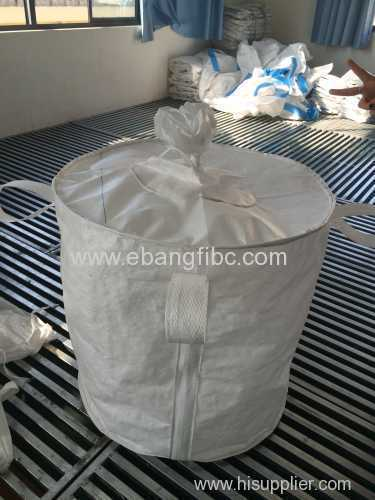 Jumbo bag with cotton line for packing chemical powder