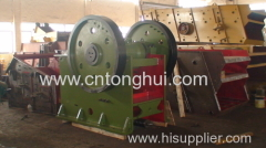 Quarry primary stone jaw crusher