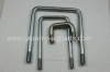 500333301 787612 U-bolt for clamp assembly