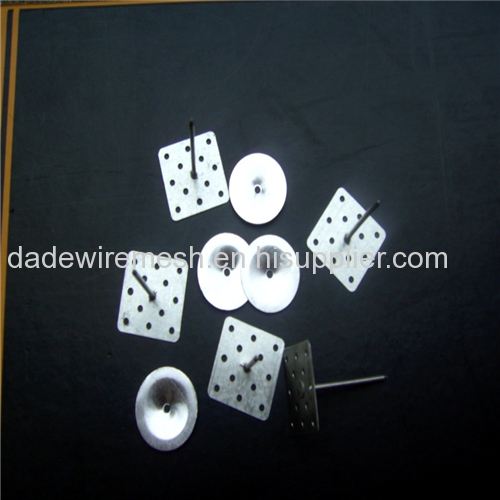 Dade Expansion Insulation Wall Fastener with Plastic Nail Manufacture