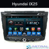 In Dash Car Dvd Player Android Quad Core Hyundai IX25