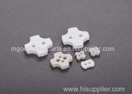 Steatite material block parts