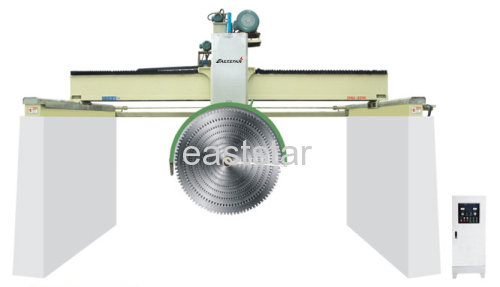 multi-blade bridge cutting machine