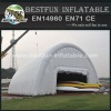 Professional outdoor white pvc inflatable sport tent for event