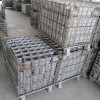 Rigid steel wire basket pallet