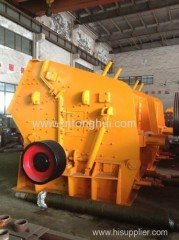 impact crusher with iso and ce certificates
