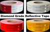 High quality reflective tape