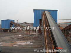 belt conveyor used in mining industry