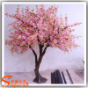 Large outdoor artificial trees cherry blossoms plastic-home-decor wedding tree