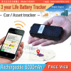 Mini Long battery Life Magnetic GPS Car Tracker Vehicle tracker