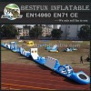 New Style Inflatable Water Obstacle Course For Pool