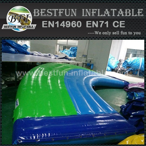 Ocean Wave Curved inflatables commercial water park
