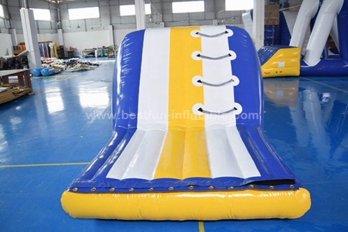 Pool Inflatable Floating Water Slide For Children