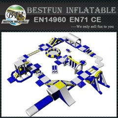Standard Combination Inflatable Water Park