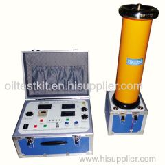 High Voltage DC Hipot Tester for Cable Testing