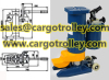 Hydraulic bottle jack with toe lift pictures and details