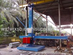 Automatic Pipe Column and Boom Welding Manipulator