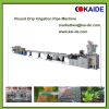 India Round Drip irrigation pipe making machine 16mm 20mm