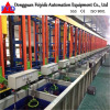 Feiyide Automatic Copper Rack Electroplating / Plating Production Line for Metal Parts