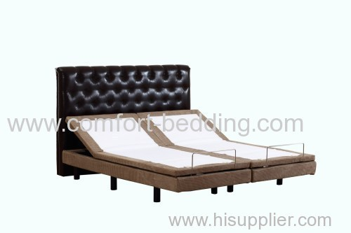 2016 popular adjustable beds with massage function