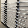 Barbell Rack | Olympic Barball Rack | Wall mouted rack | Holder barbell |