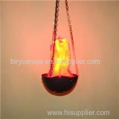 20CM Silk Effect Hanging Flame Light