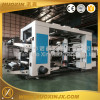 Gear drive 4 color flexo printing machine