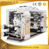4 colour 1200mm flexographic printing machine for flexible package printing