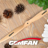 push pull props 1910 Electric wooden 2 blades prop for rc aeroplane