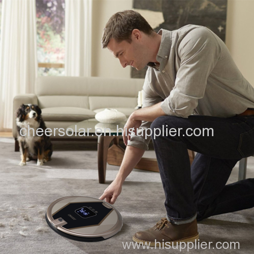 2016 Wifi robotic cleaner