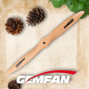 2 blades 1160 Wooden Propellers for Gas motor