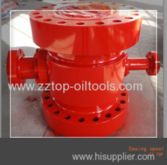 "13 5/8"" x 5000 psi casing spool"